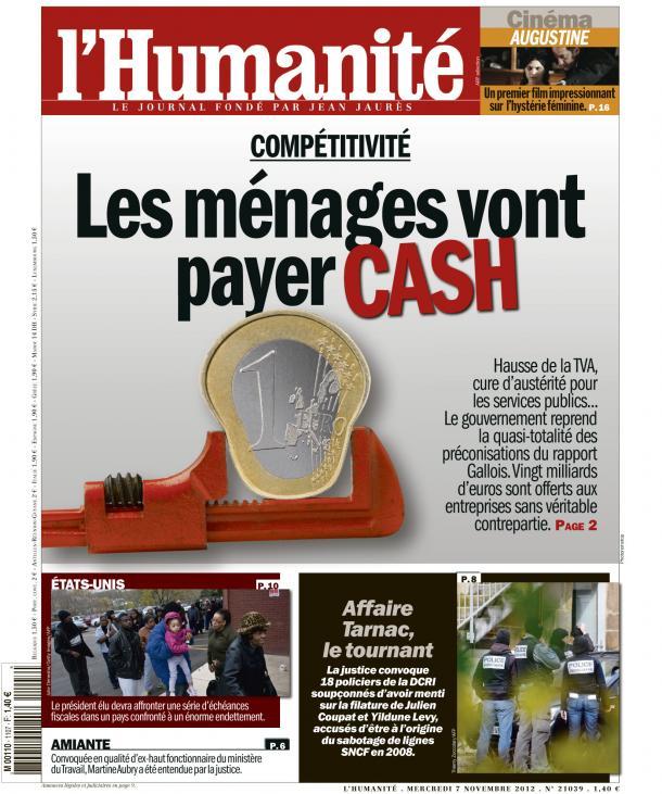 Plan compétitivité : Les ménages vont payer cash ! dans Austerite huma0711
