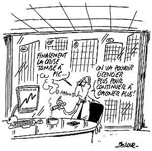 À qui profite le déclassement de l'économie française par Standard & Poor's ?  dans Austerite licencie