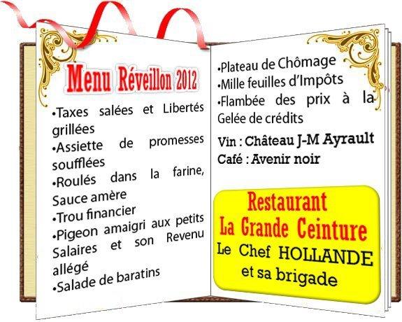 L'Édito de l'Humanité : Hollande, la promesse envolée et la chrysalide  dans Austerite noel