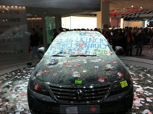 Renault : Plan d'austérité pour les salariés assorti d'un chantage à l'emploi dans Austerite renault