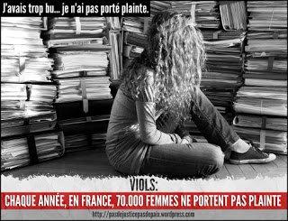 Viol : quelques idées reçues dans Droits des femmes viol