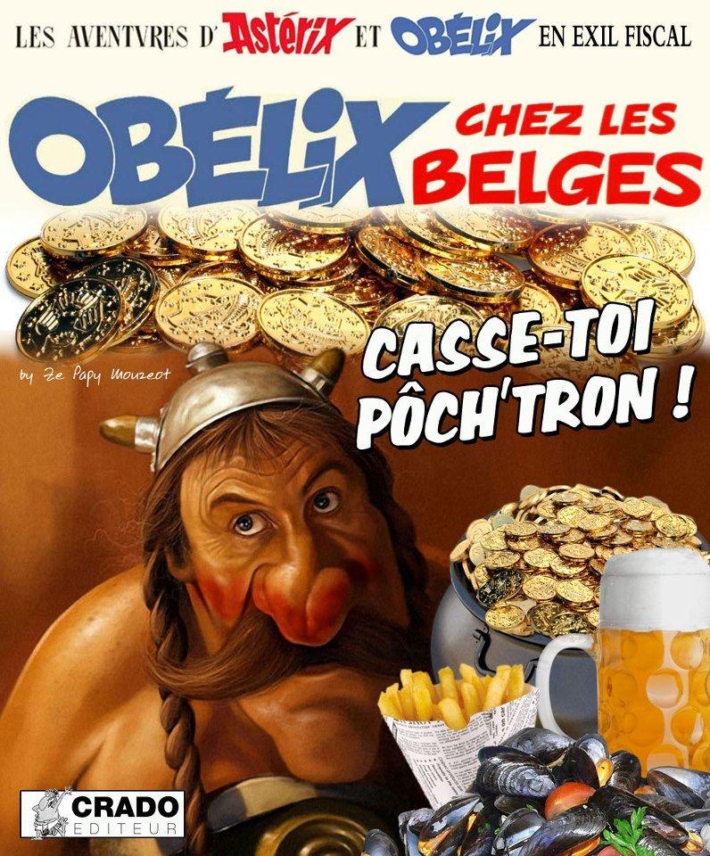 Exil fiscal : Obélix chez les Belges dans Humour depardieu2
