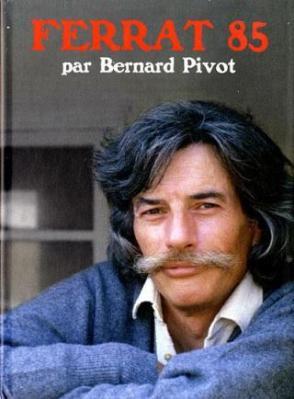 Pour Noël : La rencontre Ferrat-Pivot en 1985 en DVD dans Musiqe ferrat