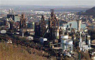 Florange :  la nationalisation relancée par le retrait de Mittal d'Ulcos dans France florange31