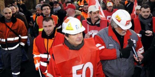 ArcelorMittal: FO et la CGT quittent les négociations  dans CGT fo-florange