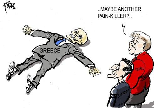 Grèce :