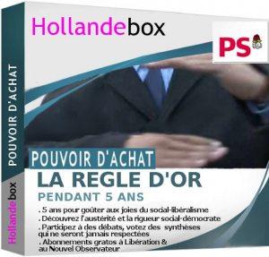 Pas de cap à gauche pour le gouvernement ! dans Austerite hollandebox