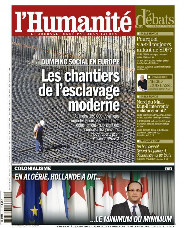 Plongée dans l'esclavage moderne du dumping social dans droit du travail huma2112