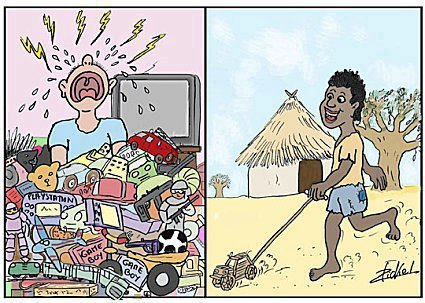 Partage des richesses dans Humour humour2