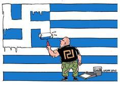 Grèce : le parti néonazi Aube dorée propose sa solution finale. dans EUROPE neonazi