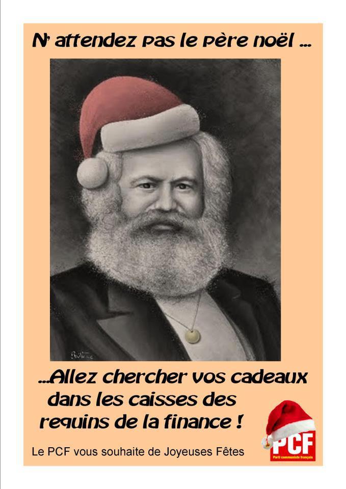 N'attendez pas le Père Noël ! noel4