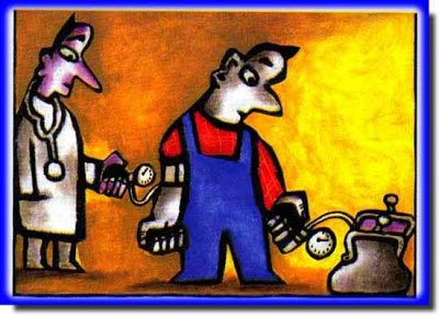 Santé au travail : le cynisme des industriels dans POLITIQUE sante