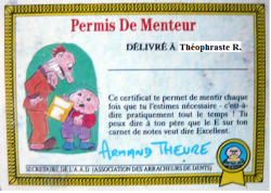 Le billet de Théophraste R. dans Humour theo