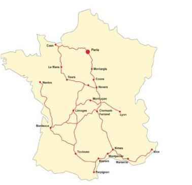 train1 dans France