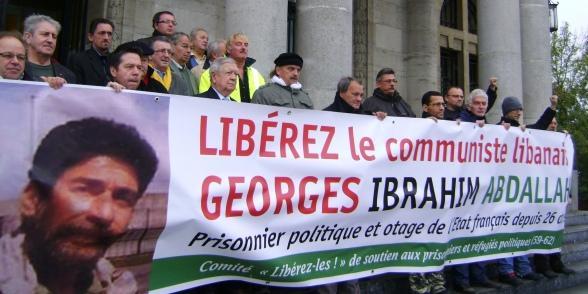Libération de Georges Ibrahim Abdallah : la justice reporte sa décision dans France abdallah