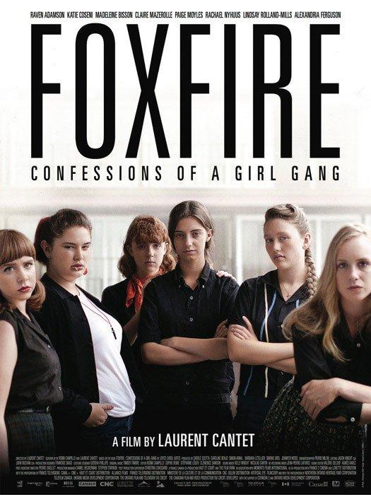 Foxfire, confessions d'un gang de filles, de Laurent Cantet (entretien) dans Cinema cine1