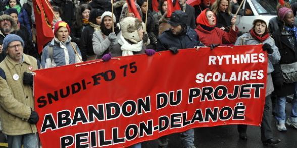 Rythmes scolaires : les appels à repousser l'application de la réforme à Paris se multiplient dans Education nationale ecole11