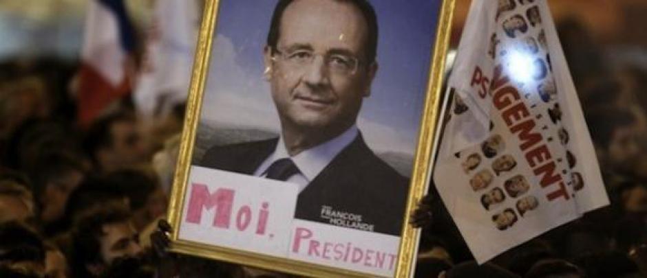 Vœux de François Hollande :