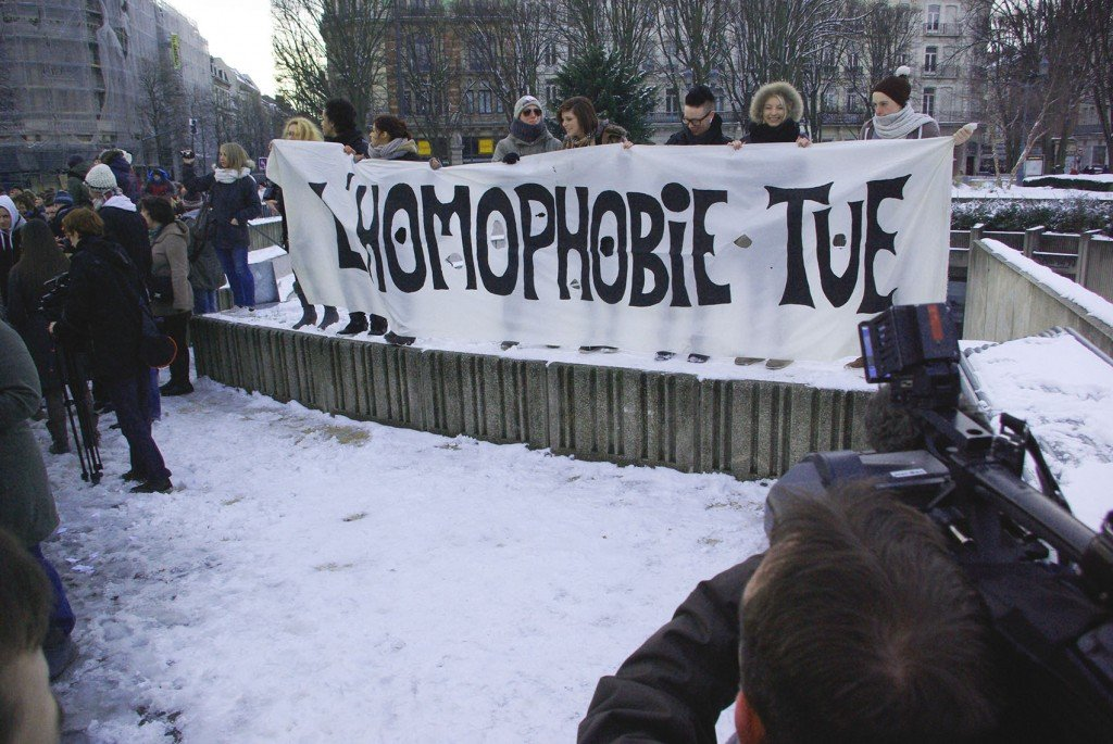 homophobie2 Lille dans SOCIETE