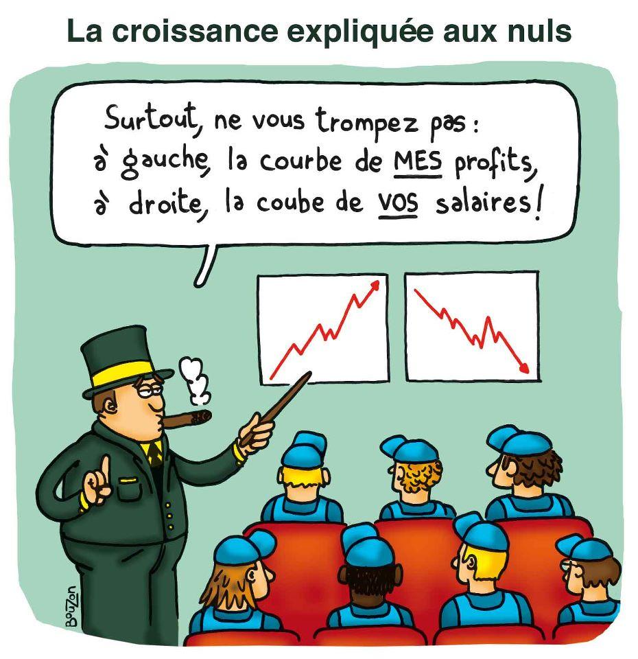 Crise : profits et bonus pour quelques uns, chômage et baisse des salaires pour beaucoup d'autres dans Austerite humou81
