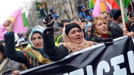 manifkurdes exécutions dans Turquie