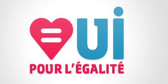 Mariage pour tous : ils manifestent pour l'égalité ce dimanche dans France mariage2