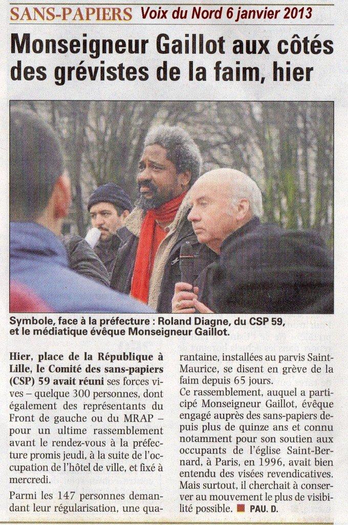 splil4 Lille dans Sans Papiers - Immigration