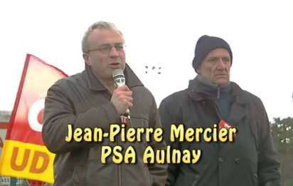 PSA Aulnay : Rassemblement de soutien aux militants menacés de licenciement et poursuivis dans Luttes capture19