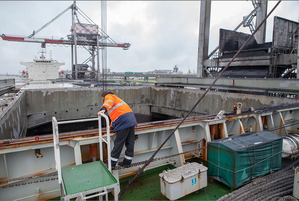 Être docker, à l'heure de la mondialisation des produits toxiques dans CGT capturedocker