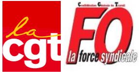 CGT et FO lancent un appel commun à la mobilisation la plus large le 5 mars dans Austerite cgtfo