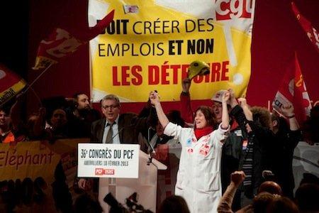 36e Congrès du PCF : « Nous partageons nos rêves et nos soleils » (Eluard) dans France congrespcf1
