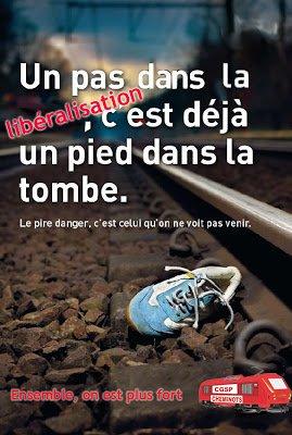 Transport-SNCF : la Commission européenne poursuit l'ouverture à la concurrence sans la moindre évaluation sociale et environnementale.  dans Competitivite liberalisation