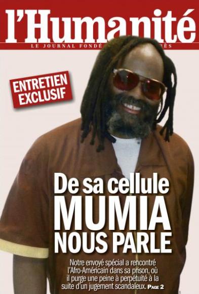 Entretien avec Mumia Abu-Jamal  dans ETATS-UNIS mumia