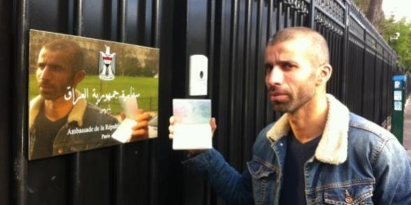 Nadir Dendoune : la mobilisation s'amplifie pour obtenir sa libération dans Irak nadir1