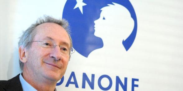 Danone : chiffre d'affaires record, augmentation des dividendes et... suppression de 900 postes en Europe ! dans ECONOMIE riboud