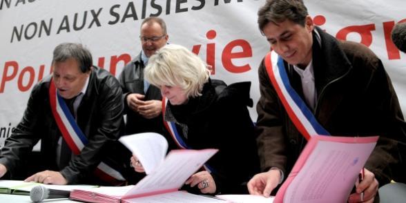 Expulsions locatives : « Une pratique indigne d'une société avancée » dans France anti-expulsion