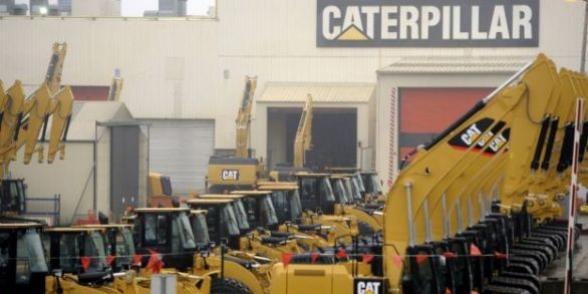 Belgique : 1400 suppressions d'emplois chez Caterpillar  dans Austerite caterpillar
