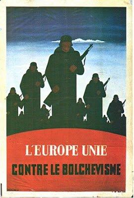 Le Figaro, Mélenchon et les communistes  dans France europe-unie-contre-bolchevisme