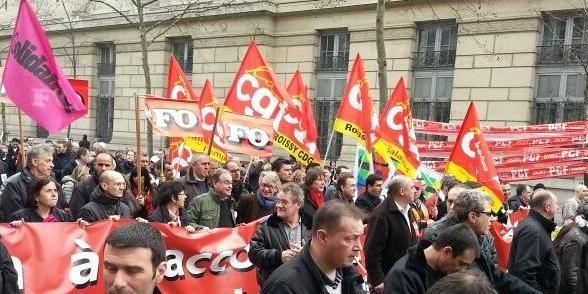 Lancement réussi de la campagne contre l'ANI : 200 000 manifestants disent