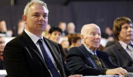 seguy 50ème congrès de la CGT dans France