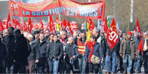 Le syndicalisme peut-il changer les choses ? dans CGT syndicalisme