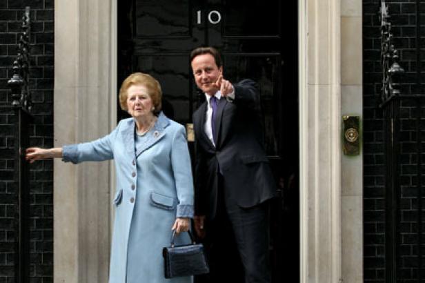 David Cameron digne héritier de la