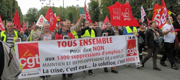 PSA Rennes : chômage technique pendant près d'un mois pour plus de 4 000 salariés dans Chomage capturepsarennes