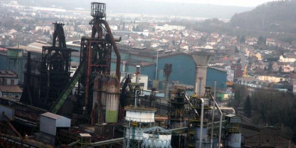 CCE / Arcelor Mittal : Mittal avec l'accord de Jean Marc Ayrault s'apprête à donner le coup de grâce à la sidérurgie française dans CFDT florange1