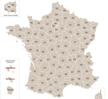 Mobilisation du 9 avril contre l'ANI : la carte de France des manifestations dans CGT mobilisationani