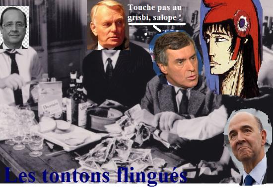 Humour et Politique dans Humour tontons_flingues