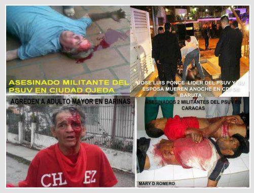 Nuit de cristal au Venezuela par Romain Migus. dans Amerique latine venezuela