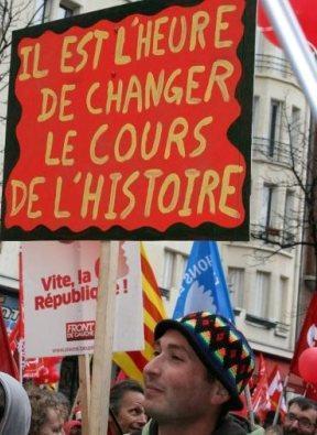 700 écologistes appellent à participer à la marche citoyenne du 5 mai pour une 6e République dans France vi