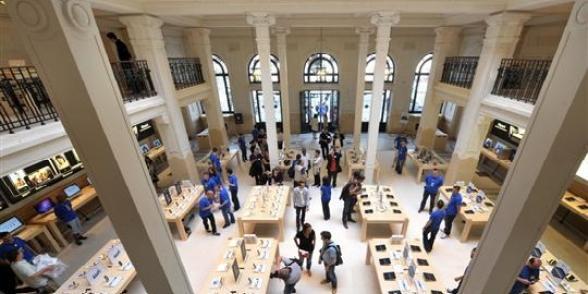 Un délégué syndical dans la ligne de mire d'Apple dans licenciements apple