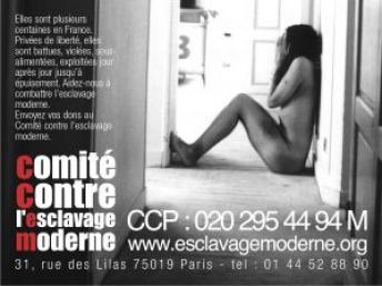L'esclavage, un fléau qui perdure en France et en Europe dans SOCIETE esclavage-moderne